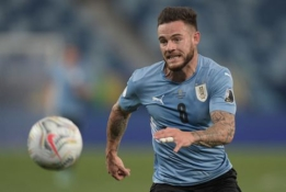 """Tottenham"" aktyviai domisi ""Cagliari"" saugo paslaugomis"