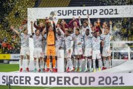 """Vokietijos supertaurė – """"Bayern"""" rankose"""