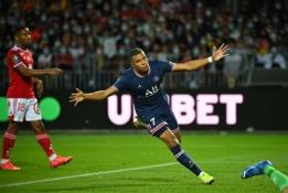 Prancūzijoje – trečioji iš eilės PSG pergalė