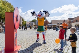 Trofėjaus turas tęsiasi – šventė surengta ir Klaipėdoje