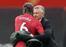 O. G. Solskjaeras: tikiuosi, kad klubas neparduos P. Pogbos