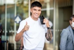 """Milano """"Inter"""" papildys dar vienas puolėjas: iš """"Lazio"""" atvyks J. Correa"""