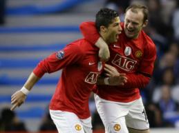 """W. Rooney: """"Man sunku įsivaizduoti Ronaldo persikėlimą į """"City"""""""