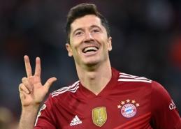 """R. Lewandowskis – apie savo šansus laimėti """"Auksinį kamuolį"""""""