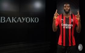 """Po dviejų sezonų pertraukos į """"AC Milan"""" sugrįžo T. Bakayoko"""
