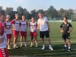Rinktinių stovyklų metu – trenerių bendradarbavimas, dalinantis patirtimi