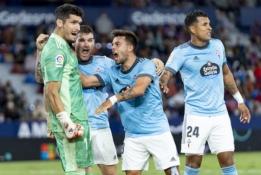 """""""La Liga"""": """"Celta"""" iškovojo pirmąją sezono pergalę, """"Athletic Club"""" netikėtai pametė taškus"""