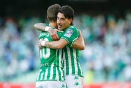 """""""Real Betis"""" ir """"Espanyol"""" Ispanijoje iškovojo pergales"""