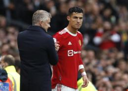 """""""Premier"""" lyga: ką """"Man Utd"""" pademonstruos prieš """"Liverpool""""?"""
