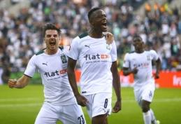 """""""AS Roma"""" atnaujno derybas dėl D. Zakaria įsigijimo"""