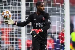 """""""AC Milan"""" vartininkas ilgesniam laikui iškrito iš rikiuotės"""