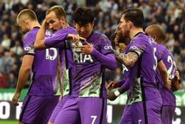 """""""Tottenham"""" šventė antrąją pergalę iš eilės """"Premier"""" lygoje"""