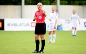 Lietuvė švilps Pasaulio moterų čempionato atrankos rungtynėse Stambule