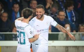 """""""Manchester City"""" nepaliko vilčių Belgijos čempionams"""