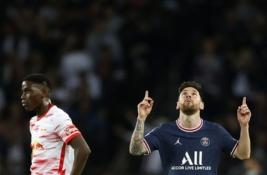 L. Messi dublis išgelbėjo PSG nuo pralaimėjimo