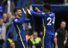 """""""Premier"""" lygos lyderiai """"Chelsea"""" namuose pažemino """"Norwich City"""" ekipą"""
