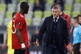 """""""Man Utd"""" žaidėjai pradėjo kvestionuoti O. G. Solskjaero sprendimus"""