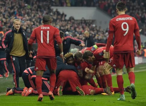 """Neįtikėtinai sužaidęs """"Bayern"""" po pratęsimo palaužė """"Juve"""", """"Barca"""" dar kartą nugalėjo """"Arsenal"""" (VIDEO, FOTO)"""