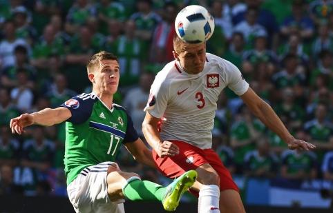"""Lenkija """"Euro 2016"""" pradėjo įveikdama Šiaurės Airiją (FOTO, VIDEO)"""