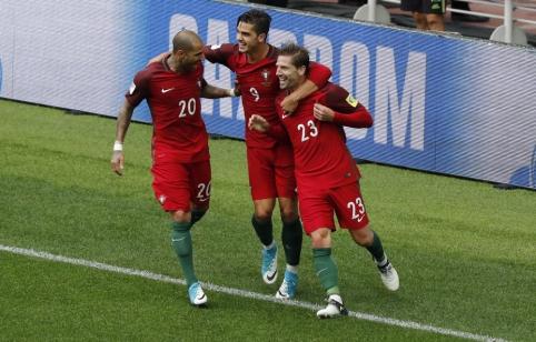 Emocingose rungtynės dėl trečios vietos - portugalų triumfas po pratęsimo (VIDEO)