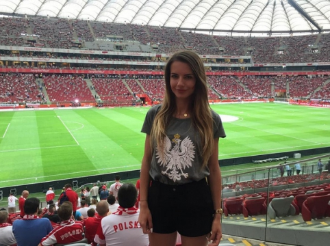 POP: Lenkijoje - gražuolė futbolo teisėja (FOTO)