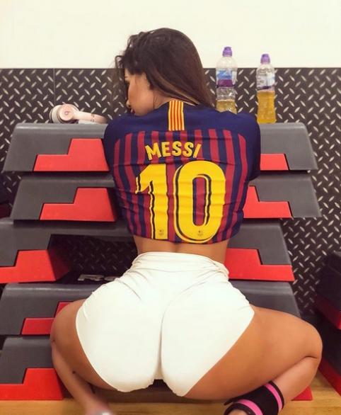 POP: L.Messi dievinanti brazilė