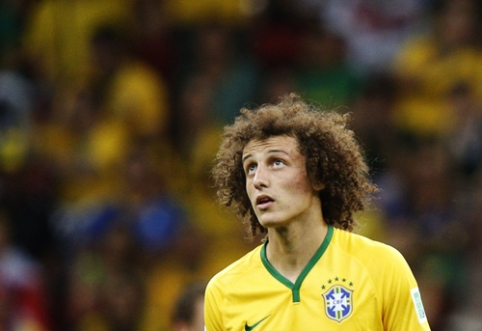 Buvęs futbolininkas F.Leboeufas: D.Luizas nėra gynėjas