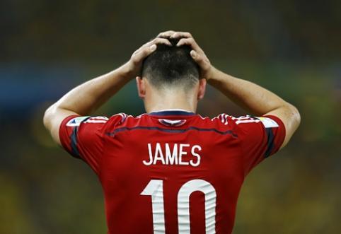 """Liepos 14 d. transferai ir gandai: """"Monaco"""" už J.Rodriguezą nori 85 mln. eurų"""