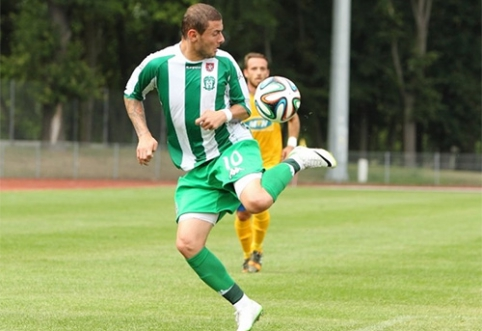 """J.Wilkas: """"Žalgirio"""" ir """"Dinamo"""" galimybės - lygios"""" (VIDEO)"""
