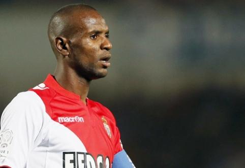 """R.Carvalho ir E.Abidalis pratęsė sutartis su """"Monaco"""" klubu"""