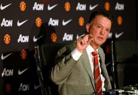 """""""Premier"""" lyga: """"Man Utd"""" pradeda kelią į atgimimą"""
