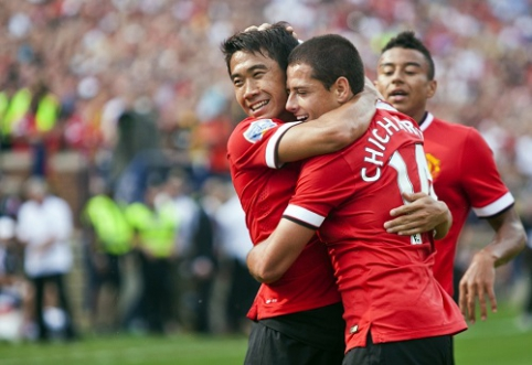 """Rugpjūčio 5 d. transferai ir gandai: """"Atletico"""" užmetė tinklus ant """"Man Utd"""" dueto"""