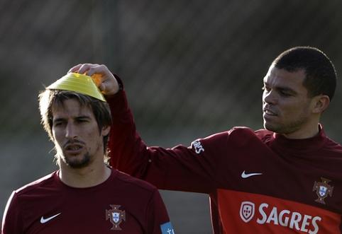 """Pepe ir F.Coentrao praleis rungtynes su """"Villarreal"""""""