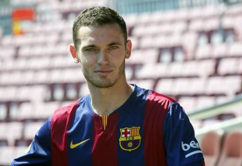 """Th.Vermaelenas jau gali cementuoti """"Barcos"""" gynybą mače su """"Granada"""""""
