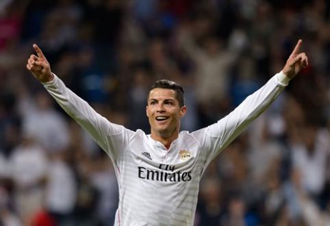 C.Ronaldo: mano ateitis yra Madride