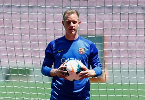 """""""Barcelona"""" siūlys pratęsti kontraktus dar trims žaidėjams"""