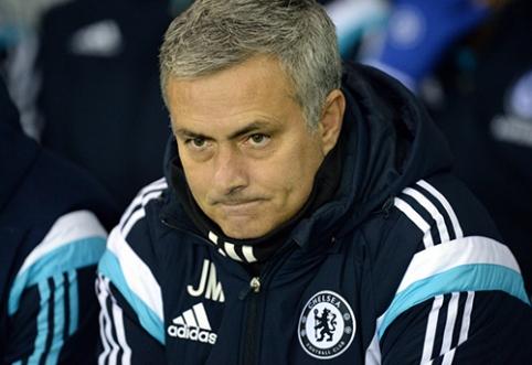 "J. Mourinho: ""Man United"" dar gali triumfuoti ""Premier"" lygoje"