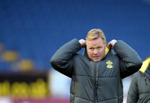 """R. Koemanas sukritikavo """"Sheffield United"""" trenerių štabą"""