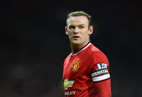 W.Rooney: tikiu, kad galime tapti Anglijos čempionais
