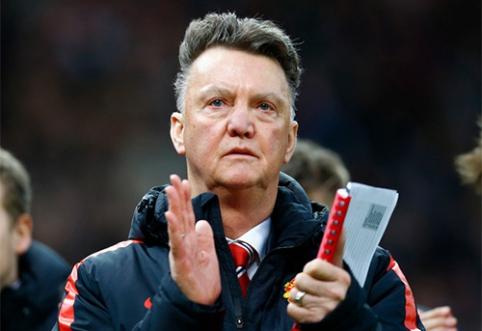 L.van Gaalas ketina suteikti puolėjui W.Rooney poilsio