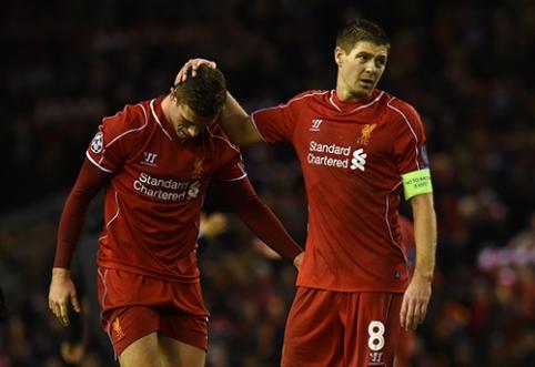 B. Rodgersas: Hendersonas gali tapti naujuoju Gerrardu