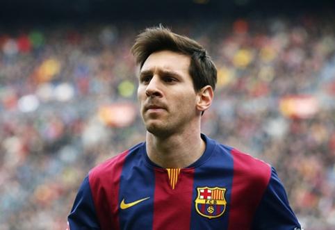 J. Laporta: stengiuosi išlaikyti L. Messi ne tik dėl sportinių rezultatų