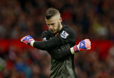 """M. Owenas po pergalės Paryžiuje išskyrė du """"Man Utd"""" žaidėjus"""