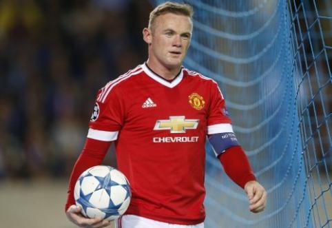 L. van Gaalas: Rooney įvarčių sausra bėdų nekelia