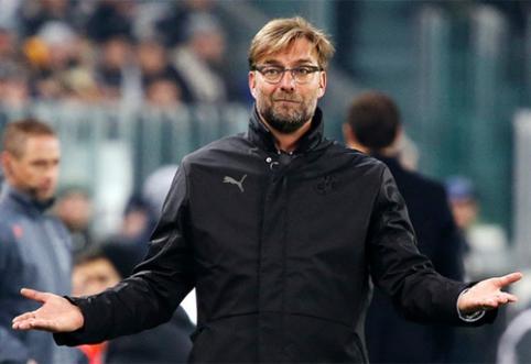 """J. Kloppas apie """"Man City"""" išteisinimą: ne pati geriausia diena futbolui"""