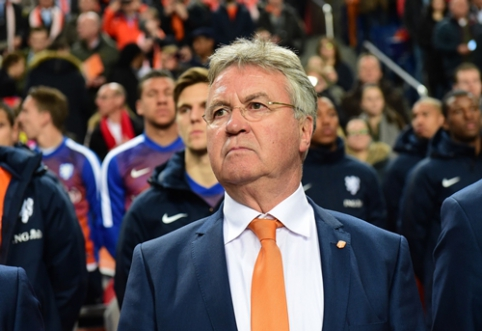 "Naujuoju ""Chelsea"" treneriu taps G. Hiddinkas?"