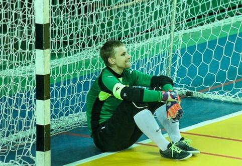 "Futsal A lygos turas: lyderiai ""operavo be narkozės"""
