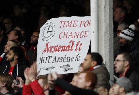 """""""Arsenal"""" tapo pirmuoju Anglijos klubu, kurio jaunuoliai laimėjo Ateities taurę"""