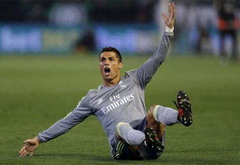 """C.Ronaldo kaimynas - """"sėkmingiausias pasaulio žmogus"""""""