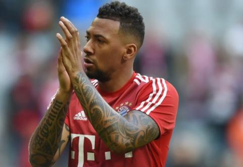 """Bayern"" atsisveikins su J. Boatengu"